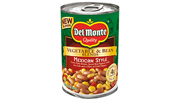 Vegetable & Bean Blends Mexican Style