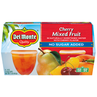 Cherry Mixed Fruit Cup® Snacks - No Sugar Added