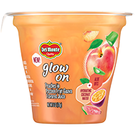 Glow On Peaches in Passionfruit Guava Flavored Juice