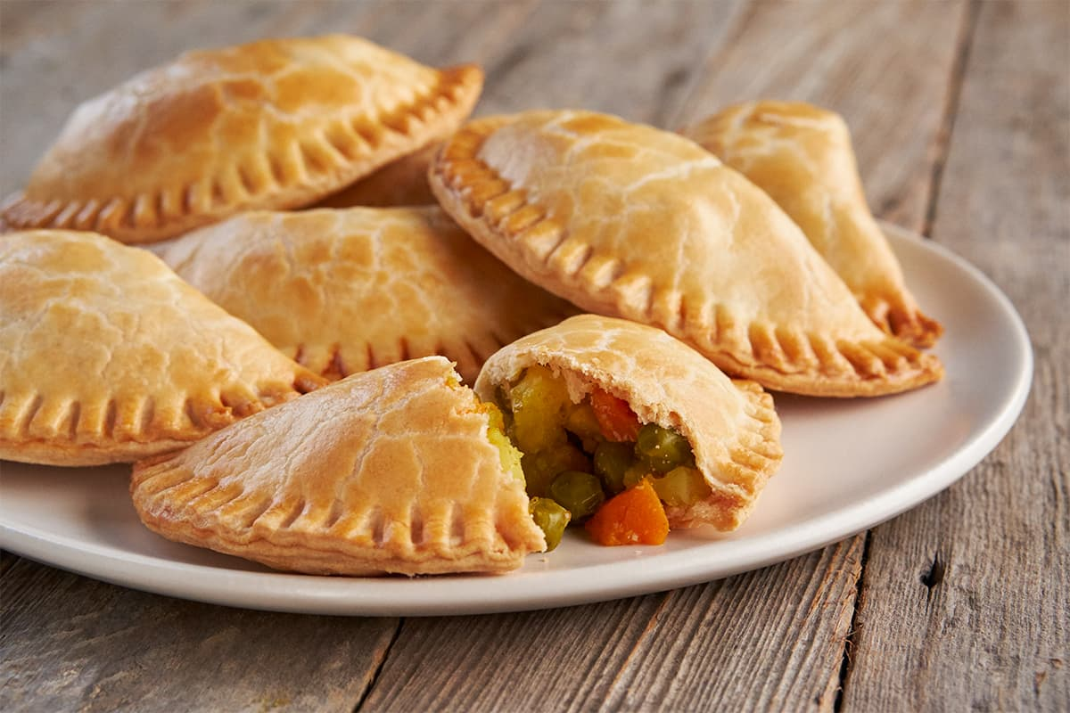 Savory Hand Pies 3 Ways