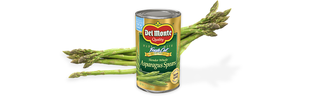 Slender Whole Asparagus Spears