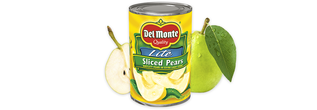 Sliced Pears - Lite