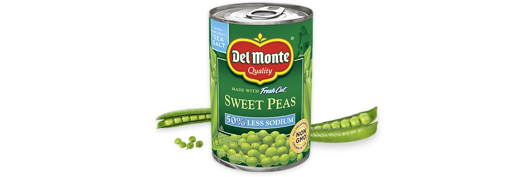 Sweet Peas - Low Sodium