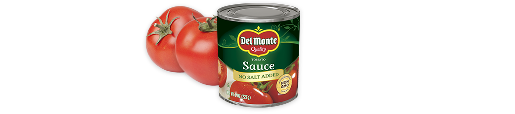 Tomato Sauce - No Salt Added
